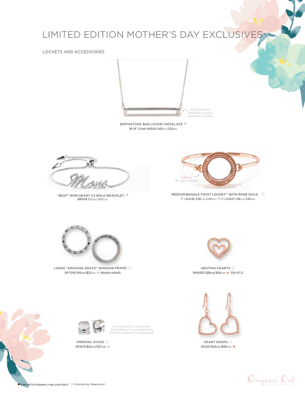 Fall 2016 Collection - Origami Owl - Adriana Newton, Independent ... | 800x622